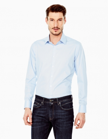 Light blue Oxford dress shirt