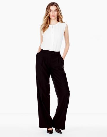 Black palazzo pants