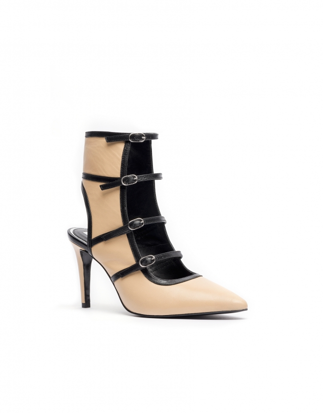 Oasis ankle boot pumps Terrano