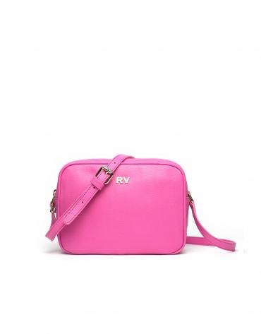 Pink Taylor leather shoulder bag