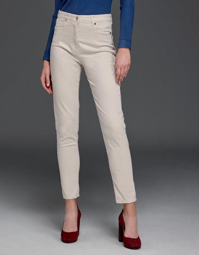Ivory sport pants