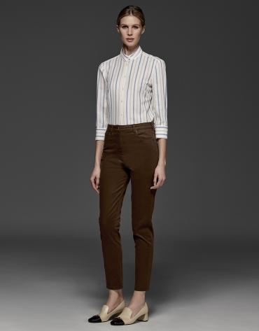 Brown sport pants