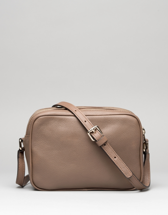 Brown Taylor shoulder bag