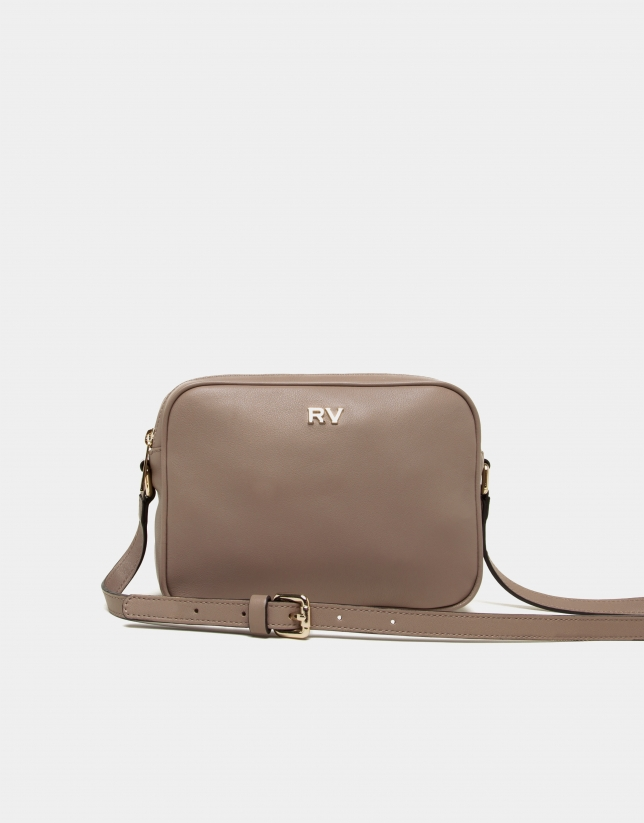 Mink Taylor shoulder bag