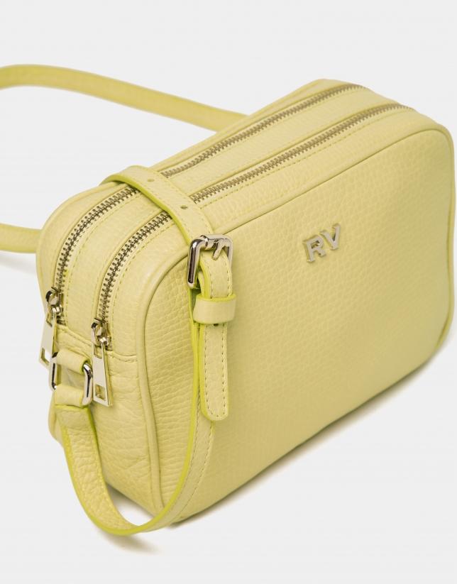 Yellow Taylor shoulder bag
