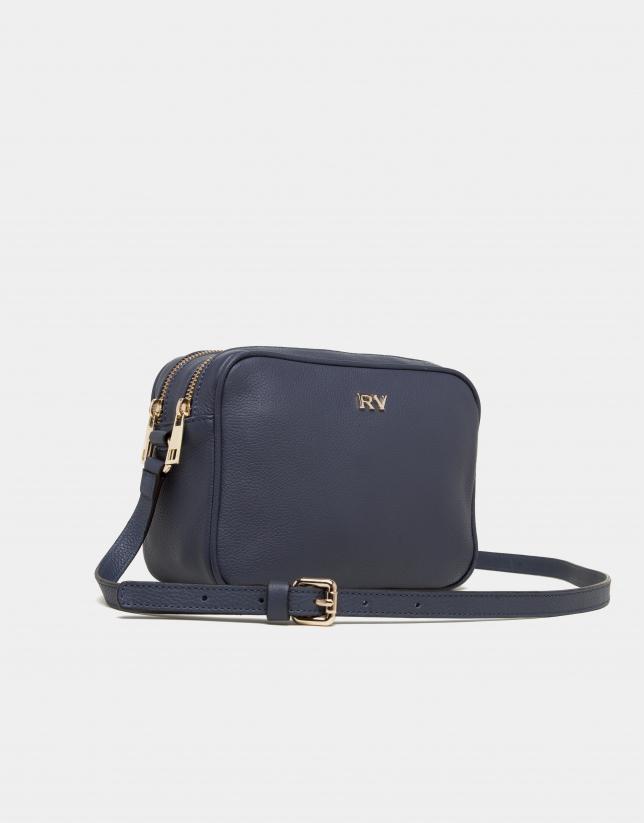 Navy blue Taylor shoulder bag