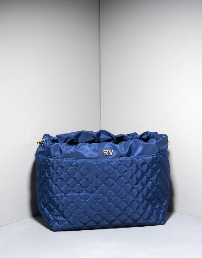 Organisateur de sac à main couleur bleu