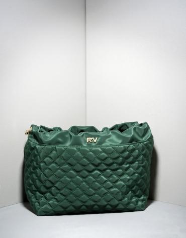Organizador de bolsos verde