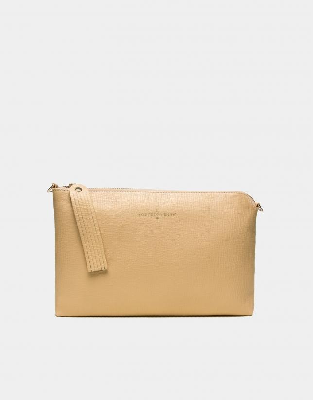 Bolso Clutch Lisa gold