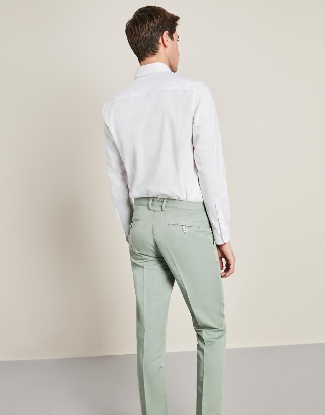 Lincoton Pantalon En Homme Verino Roberto Vert D'eau 0azTrq5zw