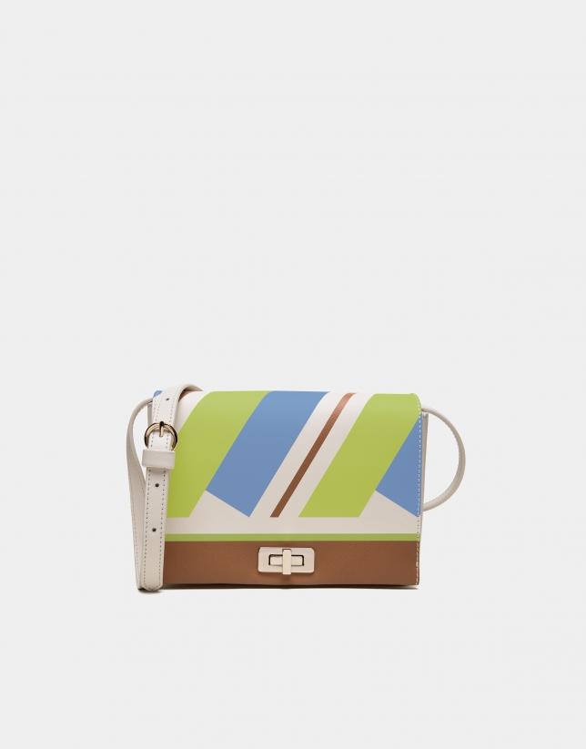 Green Teba shoulder bag