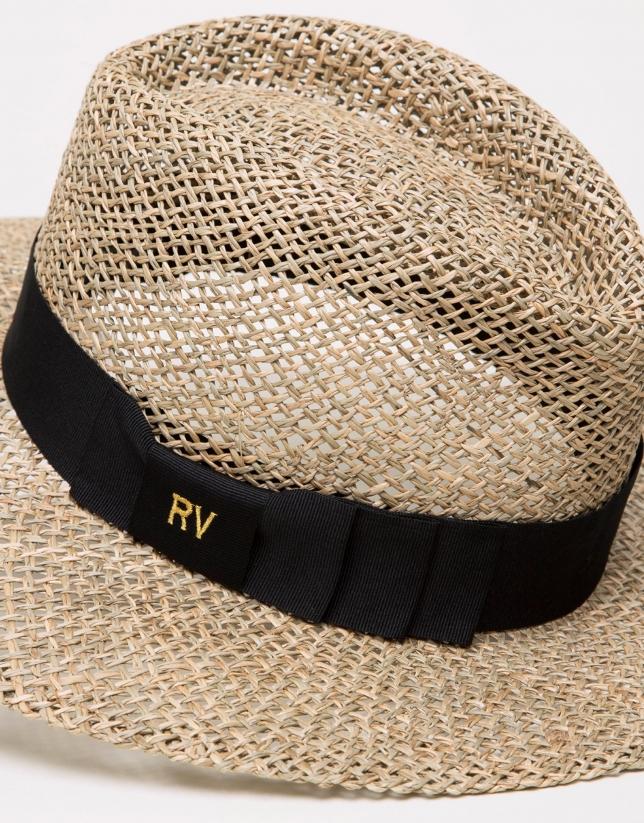 Chapeau Fedora beige