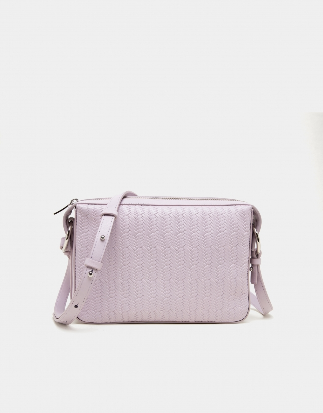 Lilac Trèsse shoulder bag