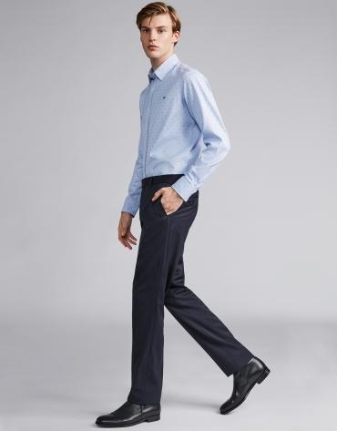 Pantalón traje separate marino