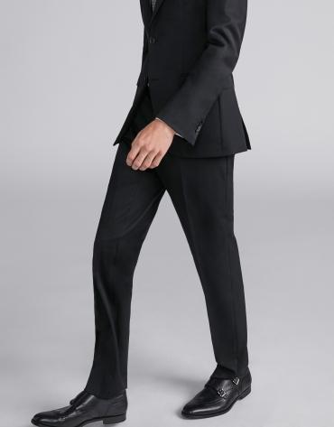 Pantalon de costume séparé noir