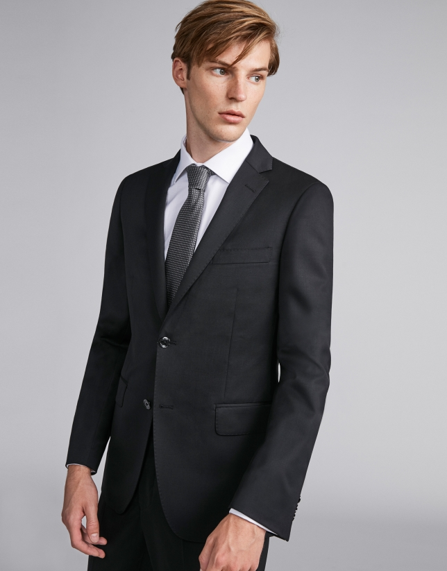 Black separate suit jacket