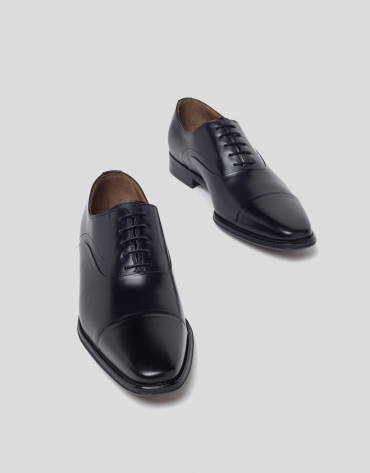 Chaussures de costume noires