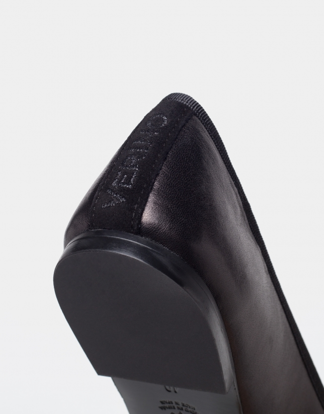 Bailarina piel negra