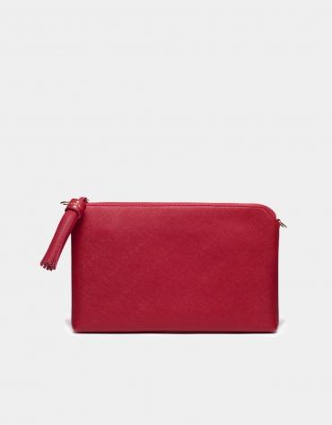 Red Lisa bag