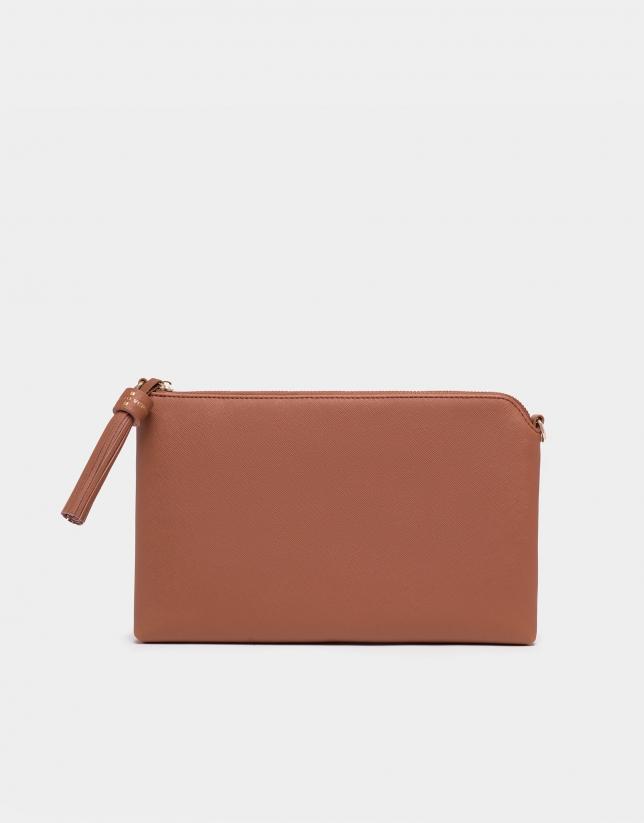 Mink-colored Lisa bag