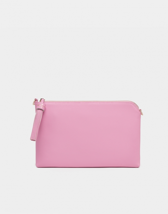 Pink quartz Lisa bag