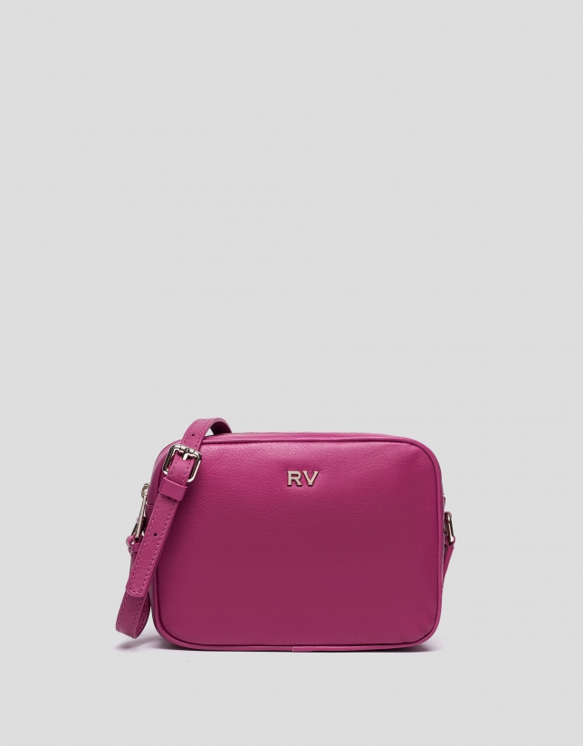 Fuchsia Taylor shoulder bag