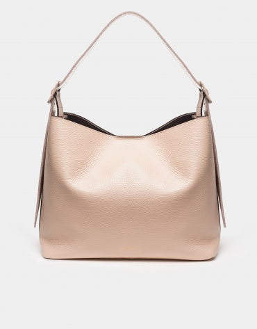 Nude Monk shoulder bag