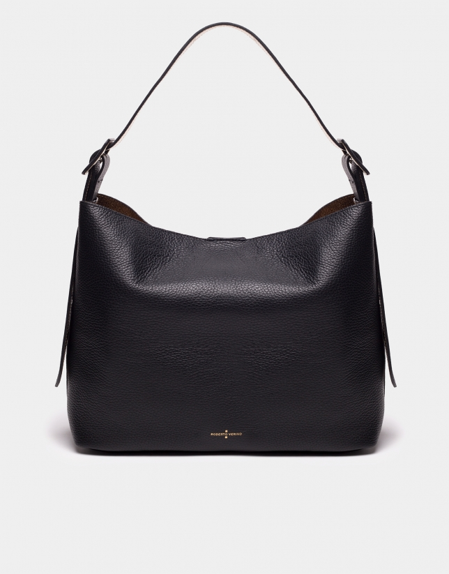 Black Monik shoulder bag