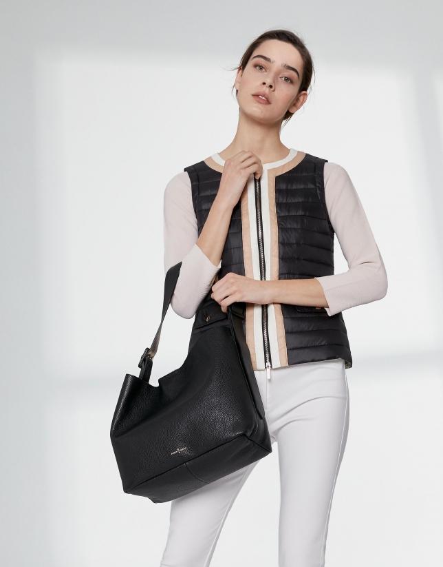 Black Monik shoulder bag