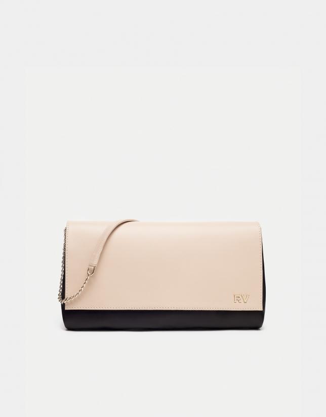 Bolso de mano Tiffany cámel