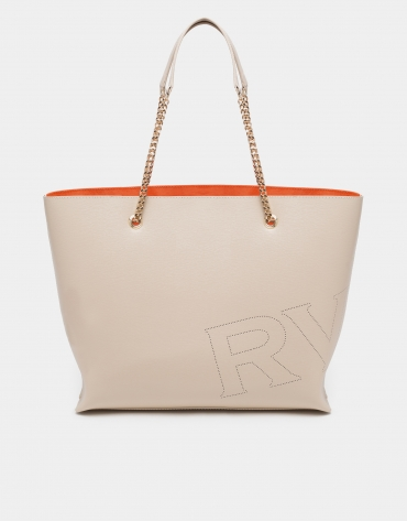 Nude Hundred Points shopping bag