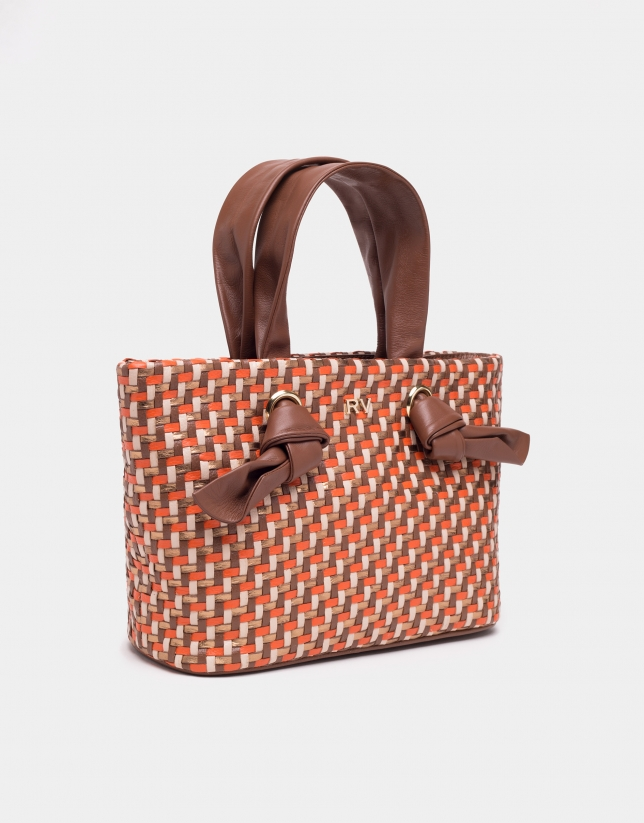 Coffee Laia mini-shopping bag