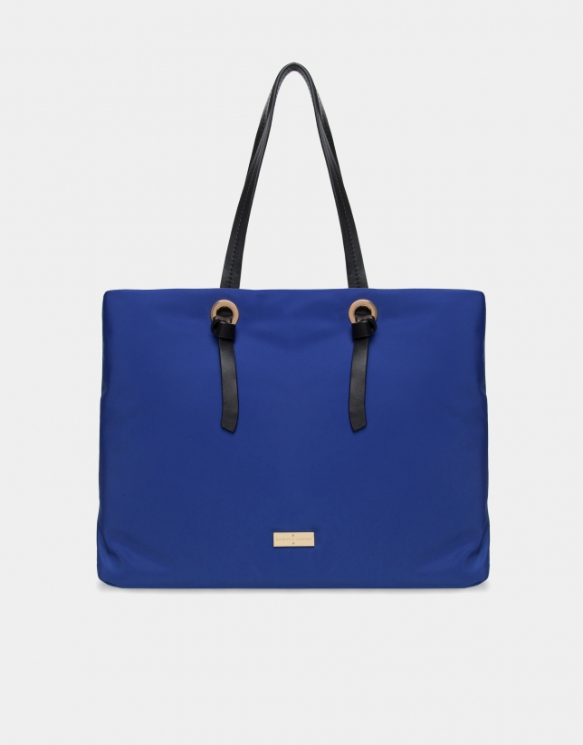 Bolso shopper Cloud zafiro