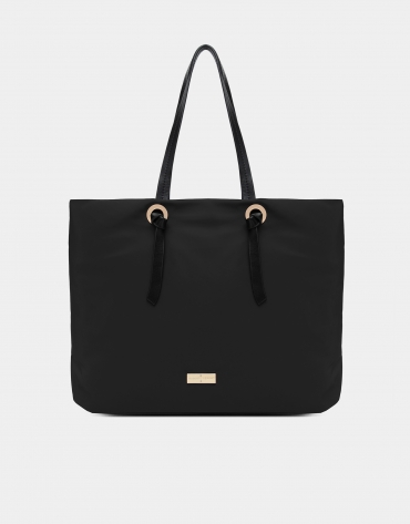 Bolso shopper Cloud negro