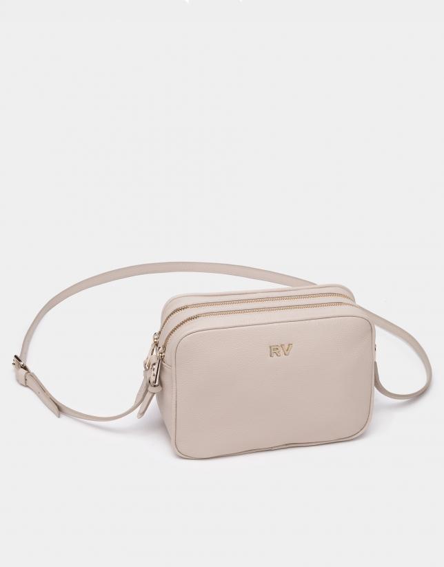 Beige Taylor shoulder bag