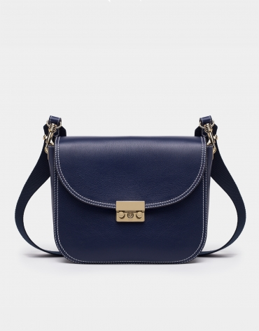 Blue Alex shoulder bag