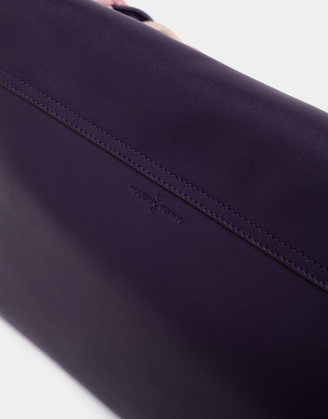 Eggplant Sweet Bag shoulder bag
