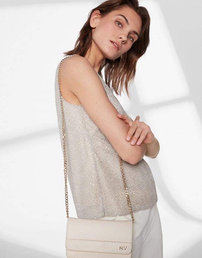 Ivory Paula shoulder bag