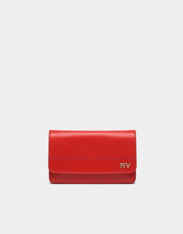 Red Paula shoulder bag