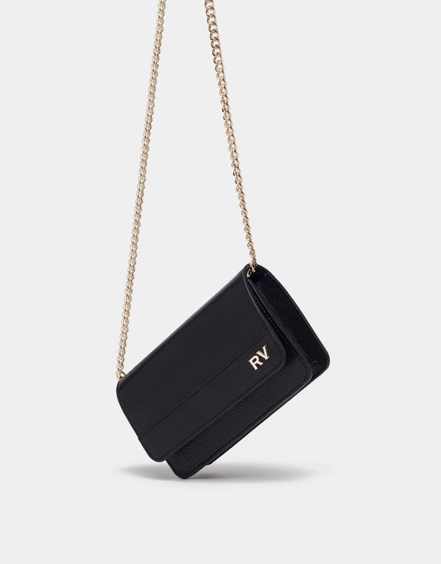 Black Paula shoulder bag