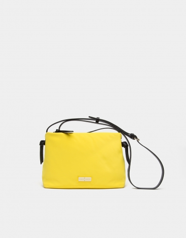 Yellow Cloud shoulder bag