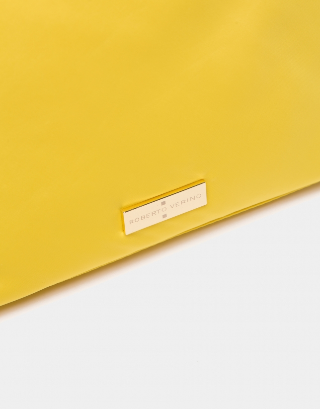 Bolso bandolera Cloud amarillo