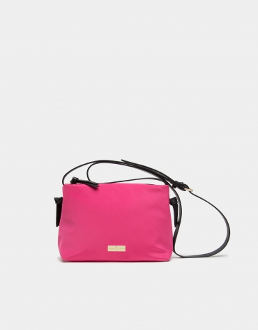 Fuchsia Cloud shoulder bag