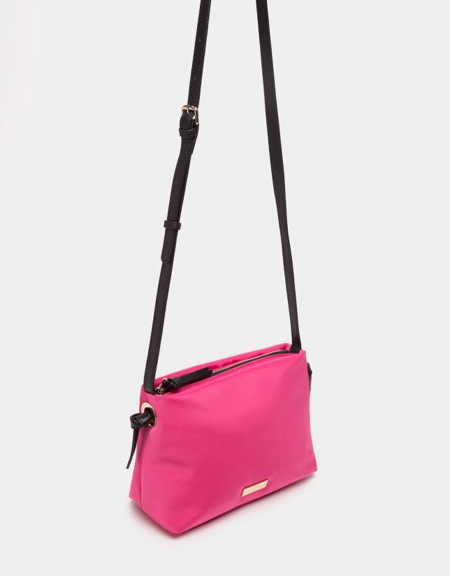 Fuchsia Cloud shoulder bag