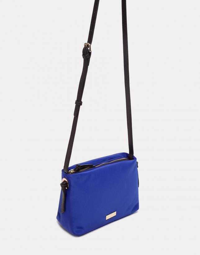 Sapphire blue Cloud shoulder bag