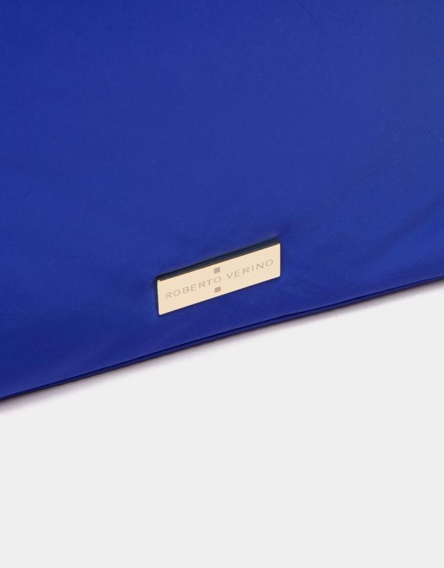Bolso bandolera Cloud azul zafiro