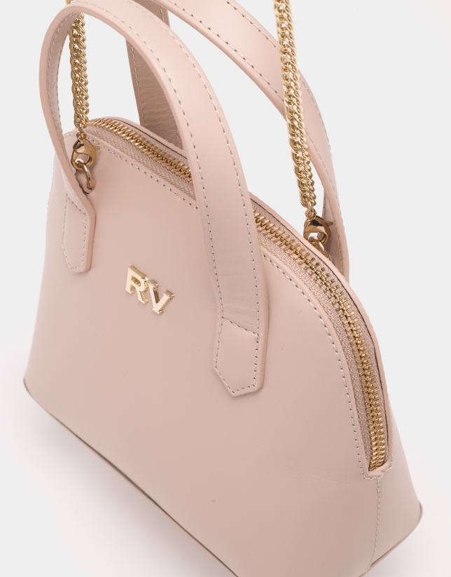 Nude Noa mini handbag