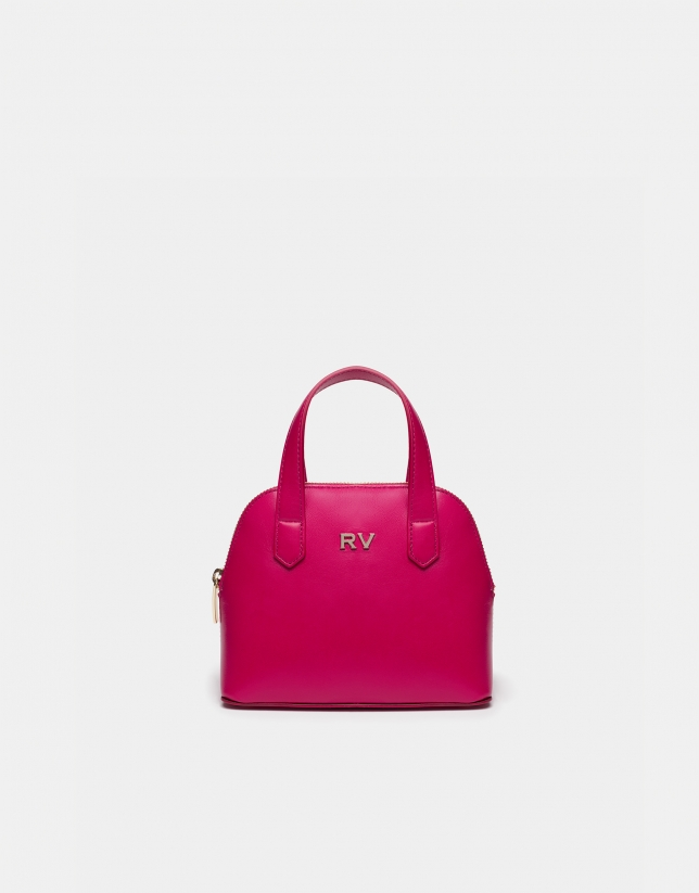 Fuchsia Noa mini handbag
