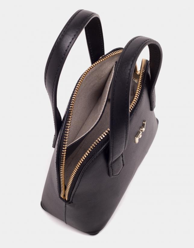 Mini sac à main Noa noir