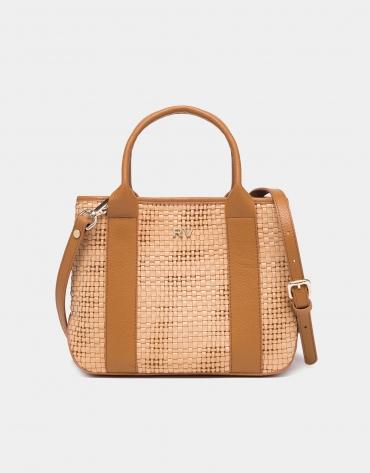 Camel Muriel handbag